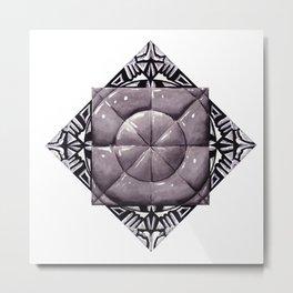 Omelette Metal Print