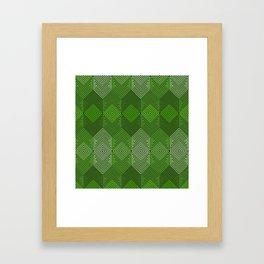 Op Art 93 Framed Art Print