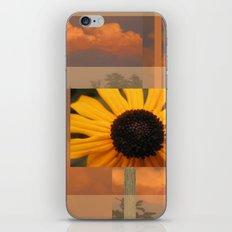 Sunshine Flower iPhone & iPod Skin