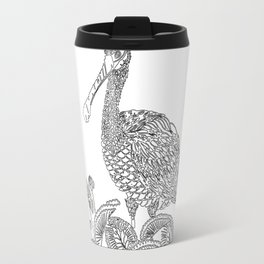 Duck Duck Duck Go Travel Mug