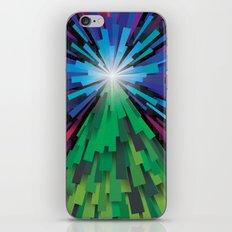 Light the tree iPhone & iPod Skin