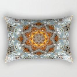 Sagrada Familia - Mandala Arch 1 Rectangular Pillow