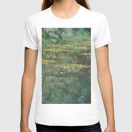 Monet, Le Bassin des Nympheas, 1904 T-shirt