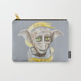 Dobby free Elf Harry Patter Carry-All Pouch