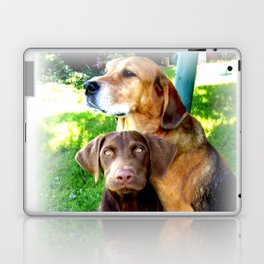 Ain't Nothing But A Hound Dog Laptop & iPad Skin