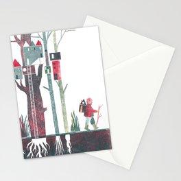 TREKKING Stationery Cards