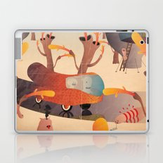 wurstel machine Laptop & iPad Skin