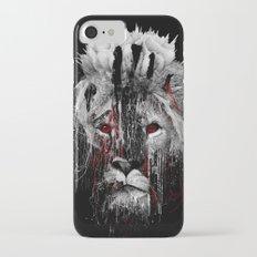 LION - RED EYE Slim Case iPhone 7