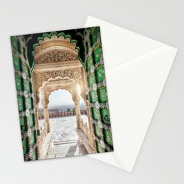Jaswant Thada memorial in Rajasthan, India Stationery Cards