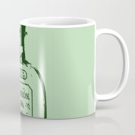 Patron Tequila Pop Art Coffee Mug