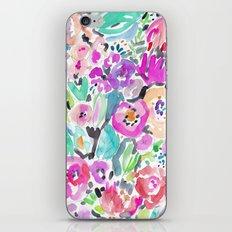 Wild Garden iPhone & iPod Skin