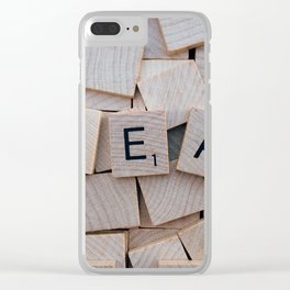 Eight Points - Dream Clear iPhone Case