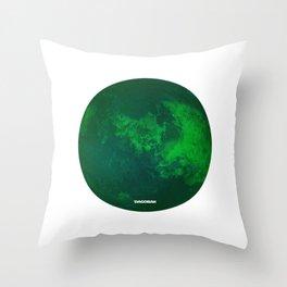 Dagobah - Yoda's Homeworld Throw Pillow