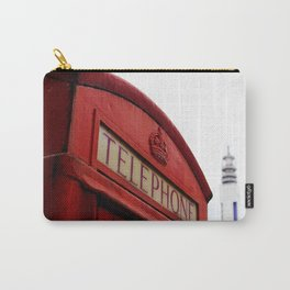 Telephone Box & Tower Carry-All Pouch