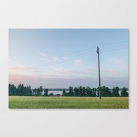 finland Canvas Prints featuring Finland by Johannes Valkama