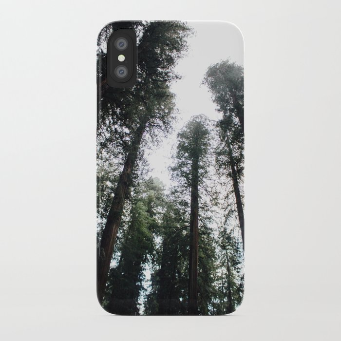 Redwoods pt. 2 iPhone Case