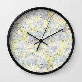 Lookdown Fish Wall Clock