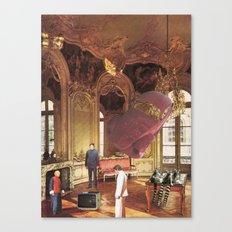 Hôtel Soubise Canvas Print