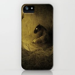 Kelpie iPhone Case