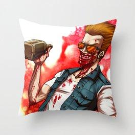 Cassidy - Preacher Throw Pillow