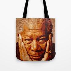 free-man Tote Bag