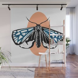 Moth II Wall Mural