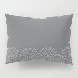 Wave pattern 01 Pillow Sham