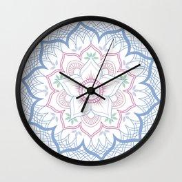 Decorative tribal Mandala Wall Clock