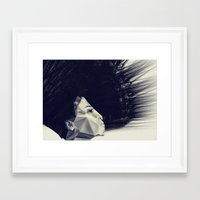 sunrise Framed Art Prints featuring sunrise by PandaGunda