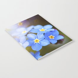Don't Forget Me no.3863 Notebook