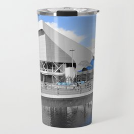 Aquatics Centre - London 2012 - Olympic Park Travel Mug