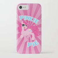 mlp iPhone & iPod Cases featuring MLP FiM: Pinkie Pie by Yiji