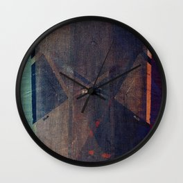 lazarus (no one knows me now) Wall Clock