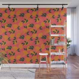 Pink Lemonade Wall Mural