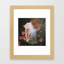 Third Movement Framed Art Print