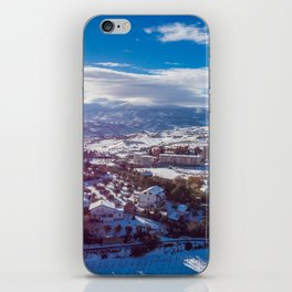 Shrouded iPhone Skin