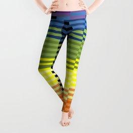 Patterns of Colors In Excel Leggings