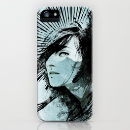 Farther Away iPhone Case