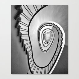 Upstairs Canvas Print