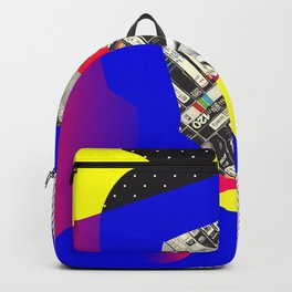 Space Portrait Backpack