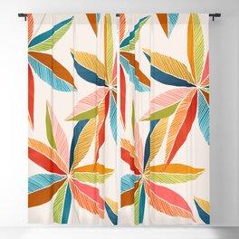 Multicolorful Blackout Curtain