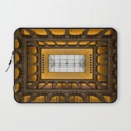 Amsterdam Shopping Center Lobby Architecture Laptop Sleeve