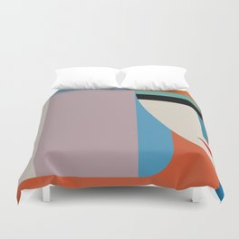 Absolute Face Duvet Cover