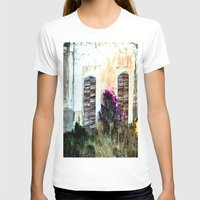 doors T-shirts featuring doors by  Agostino Lo Coco