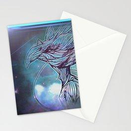Fly Bird Stationery Cards