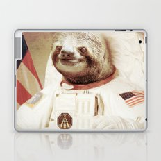 Sloth Astronaut Laptop & iPad Skin