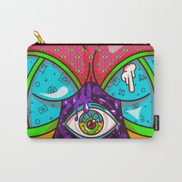 SEXY PSYCO LOOPING_2 Carry-All Pouch