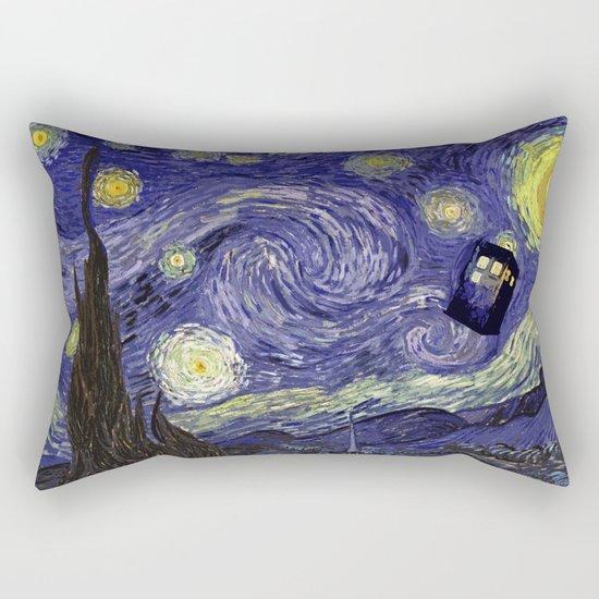 Doctor Who 010 Rectangular Pillow