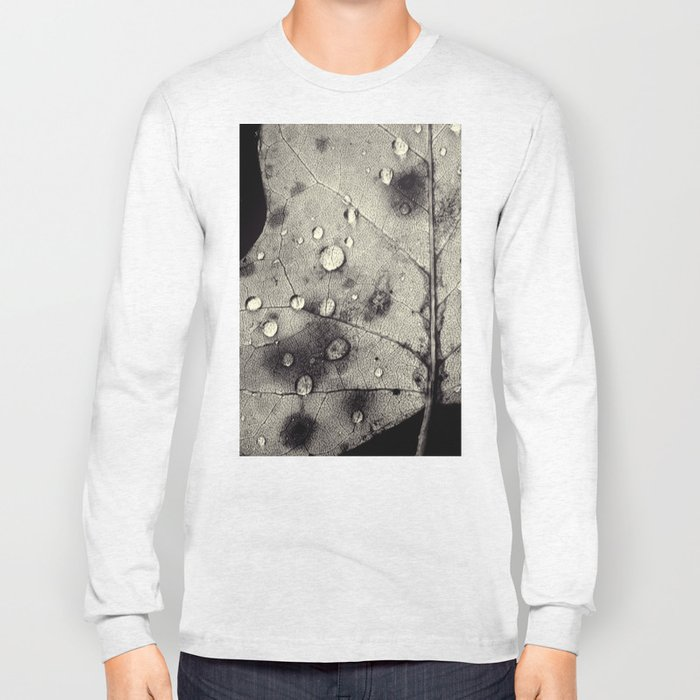 there, in the morning Long Sleeve T-shirt