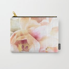 spring tulips {minus type Carry-All Pouch